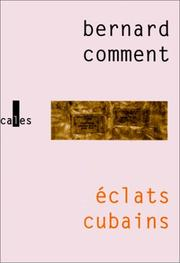 Cover of: Eclats cubains