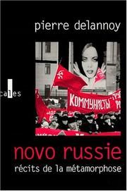 Cover of: Novo-Russie