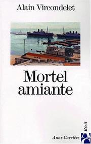 Cover of: Mortel amiante