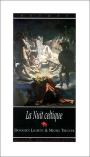 Cover of: La nuit celtique