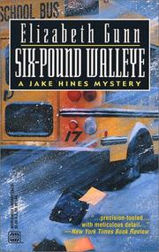 Cover of: Six-Pound Walleye (Jake Hines Mysteries