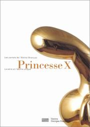 Cover of: Princesse X