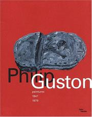 Cover of: Philip Guston