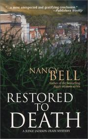 Cover of: Restored to Death (WWL Mystery) | Nancy Bell
