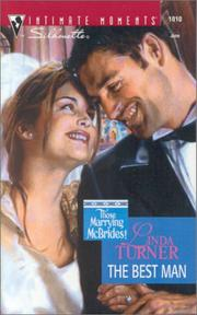 Cover of: The Best Man (Those Marrying McBrides!) | Linda Turner