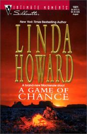 Cover of: Game Of Chance | Linda Howard