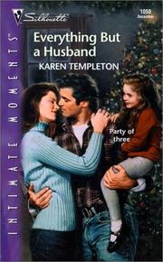 Cover of: Everything But A Husband