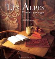 Cover of: Les Alpes | Brigitte Forgeur