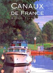 Cover of: Canaux de France