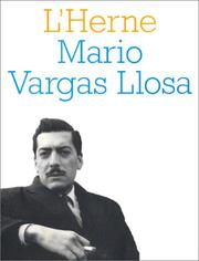Cover of: Mario Vargas Llosa