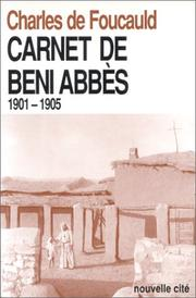 Cover of: Carnet de Beni Abbès