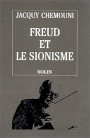 Cover of: Freud et le sionisme