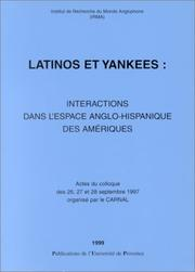 Cover of: Latinos et Yankees