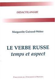 Cover of: Le verbe russe
