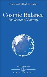 Cover of: Cosmic Balance (Izvor Collection)
