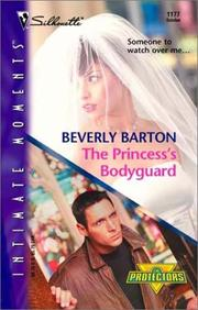 Cover of: The Princess's Bodyguard  | Beverly Barton