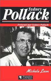 Cover of: Sydney Pollack