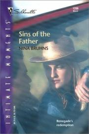 Cover of: Sins of the Father (Silhouette Intimate Moments No. 1209) (Silhouette Intimate Moments, 1209) | Nina Bruhns