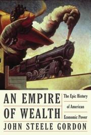 Cover of: An empire of wealth