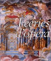 Cover of: Féeries d'opéra