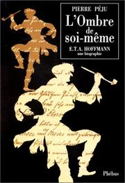 Cover of: L' ombre de soi-même