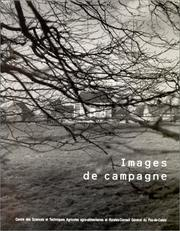 Cover of: Images De Campagne