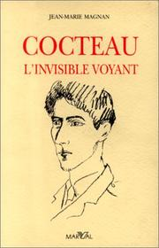 Cover of: Cocteau, l'invisible voyant