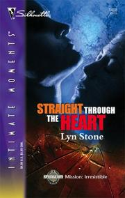 Cover of: Straight Through the Heart  | Lyn Stone
