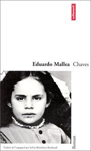 Cover of: Chaves