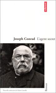Cover of: L'Agent secret
