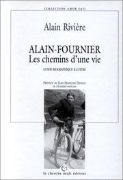 Cover of: Alain-Fournier