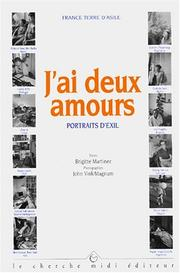 Cover of: J'ai deux amours