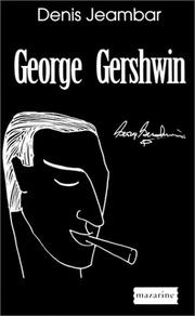 Cover of: George Gershwin