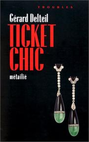 Cover of: Ticket chic
