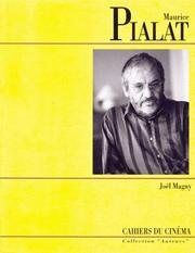 Cover of: Maurice Pialat