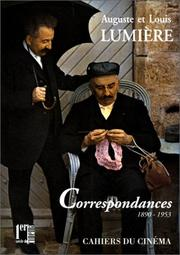Cover of: Correspondances, 1890-1953