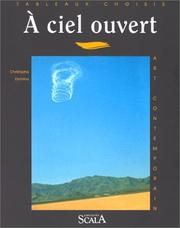 Cover of: A ciel ouvert
