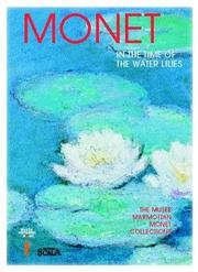 Cover of: Monet - In the Time of the Waterlilies ( The Musee Marmottan Monet Collections) | Marianne Delafond