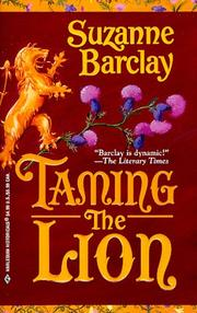 Cover of: Taming The Lion