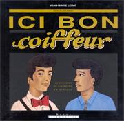 Cover of: Ici bon coiffeur