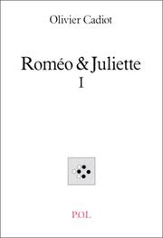 Cover of: Roméo & Juliette