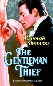 Cover of: The gentleman thief