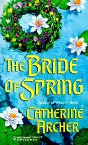 Cover of: Bride Of Spring (Seasons