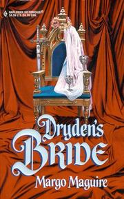Cover of: Dryden's Bride (Historical)