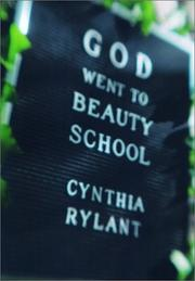 Cover of: God Went to Beauty School