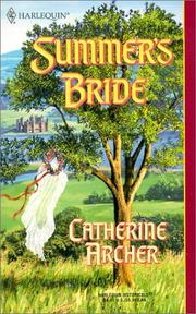 Cover of: Summer'S Bride