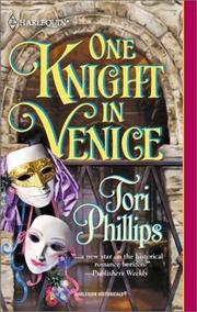 Cover of: One Knight In Venice