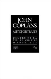 Cover of: John Coplans, autoportraits