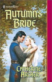 Cover of: Autumn'S Bride