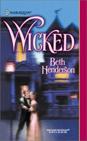 Cover of: Wicked | Beth Henderson